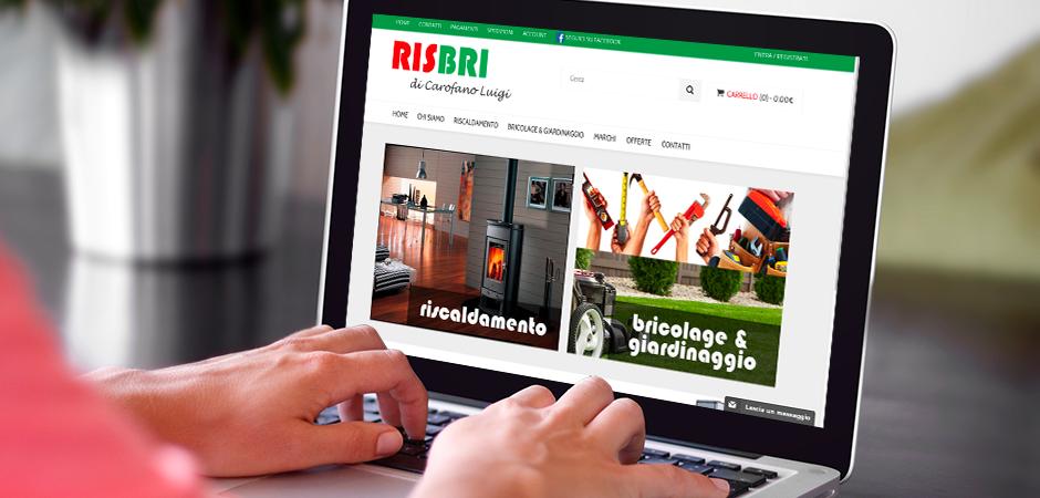 Risbri portfolio x5g siti web ecommerce applicazioni for Annicchiarico arredamenti